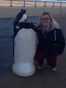 Penguins and Sam