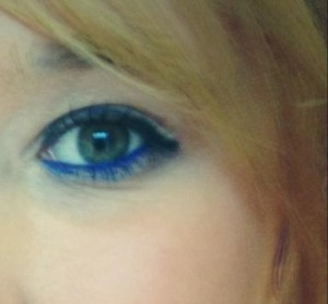Face of the Day. feeling blue (2)