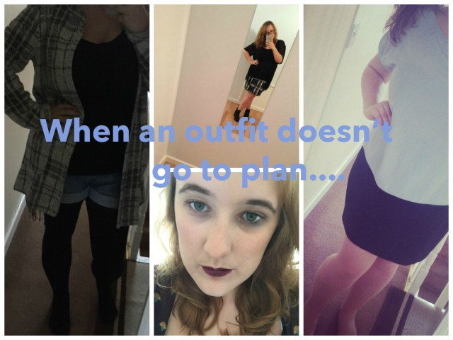 When an outfit doesn